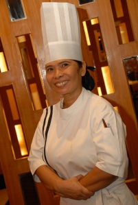 Chef Yenjai Suthiwaja