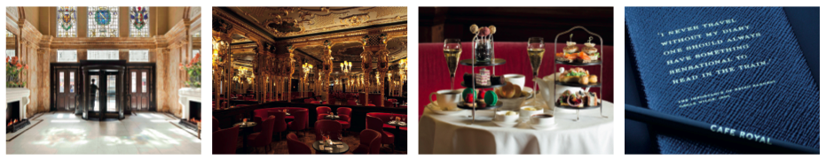 Hotel Cafe Royal London