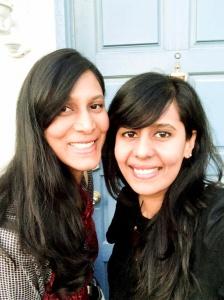 Navya and Divya Niranjan