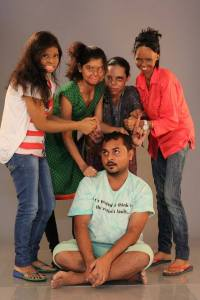 Acid-attack survivors turn models for photographer Rahul Saharan