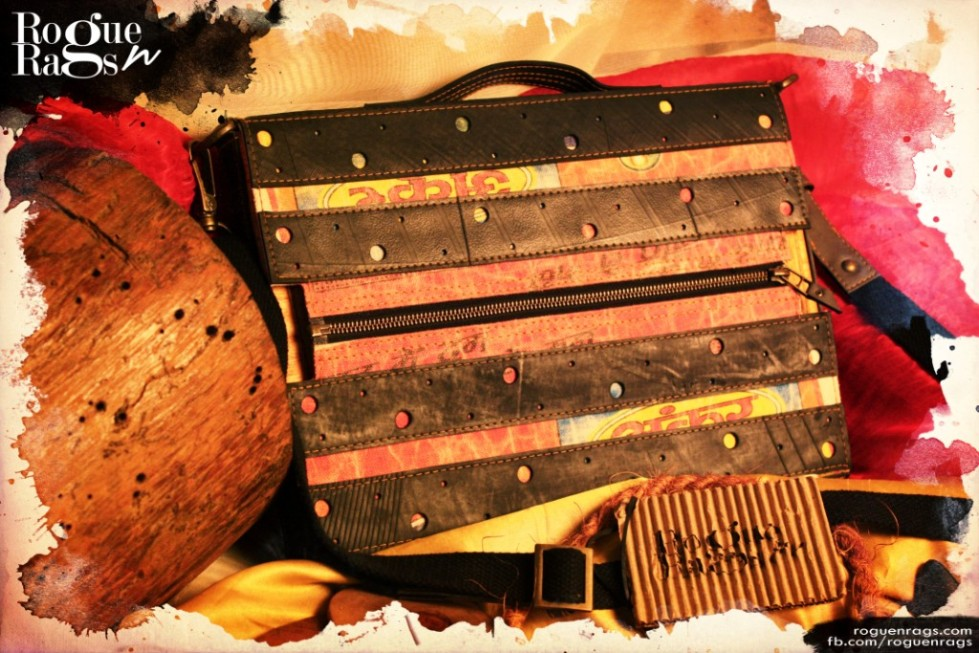 Roguenrags laptop bag, INR 8,500