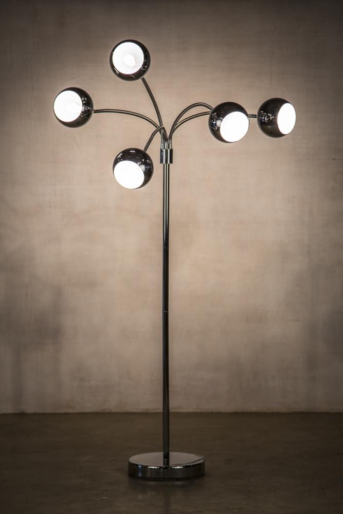 Anemos corner light-stand