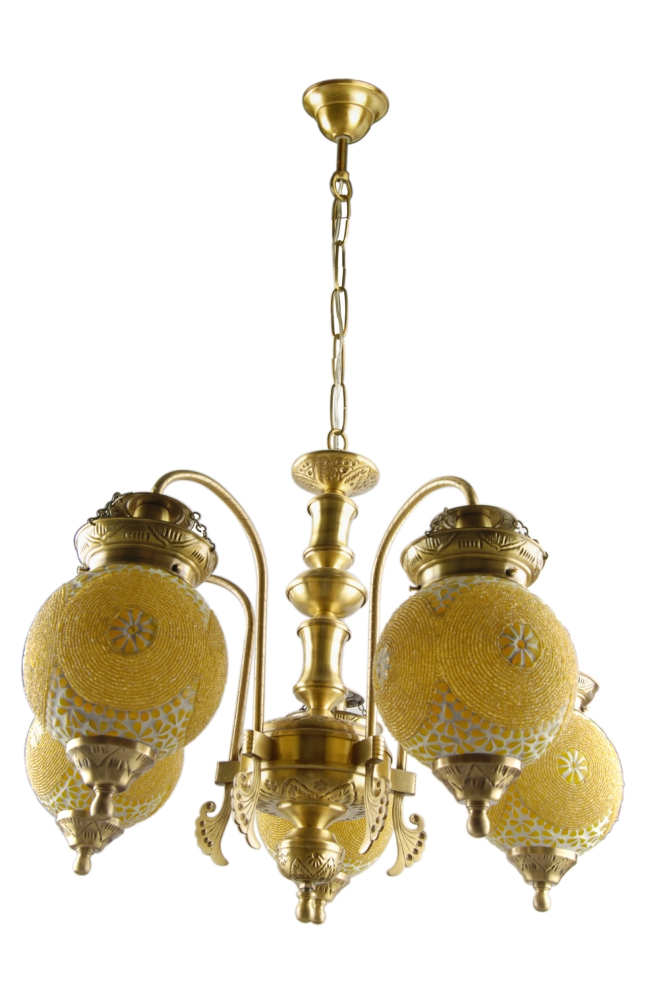 Fos Lighting Chandelier, Rs 10,418