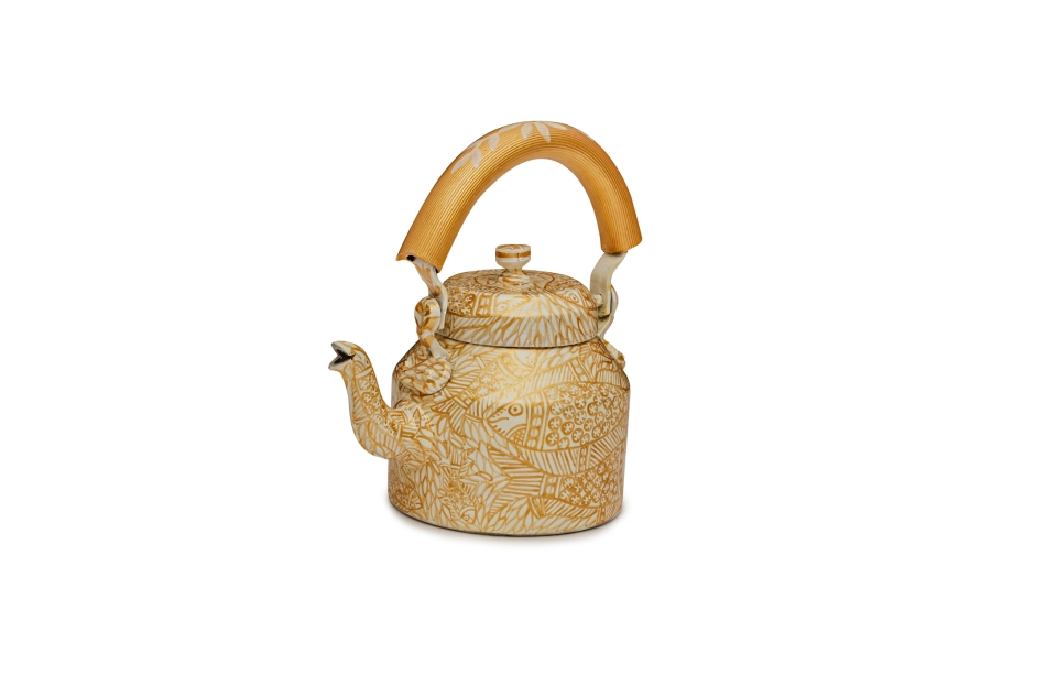 Kaushalam Fish Tea Kettle, Rs 2,200