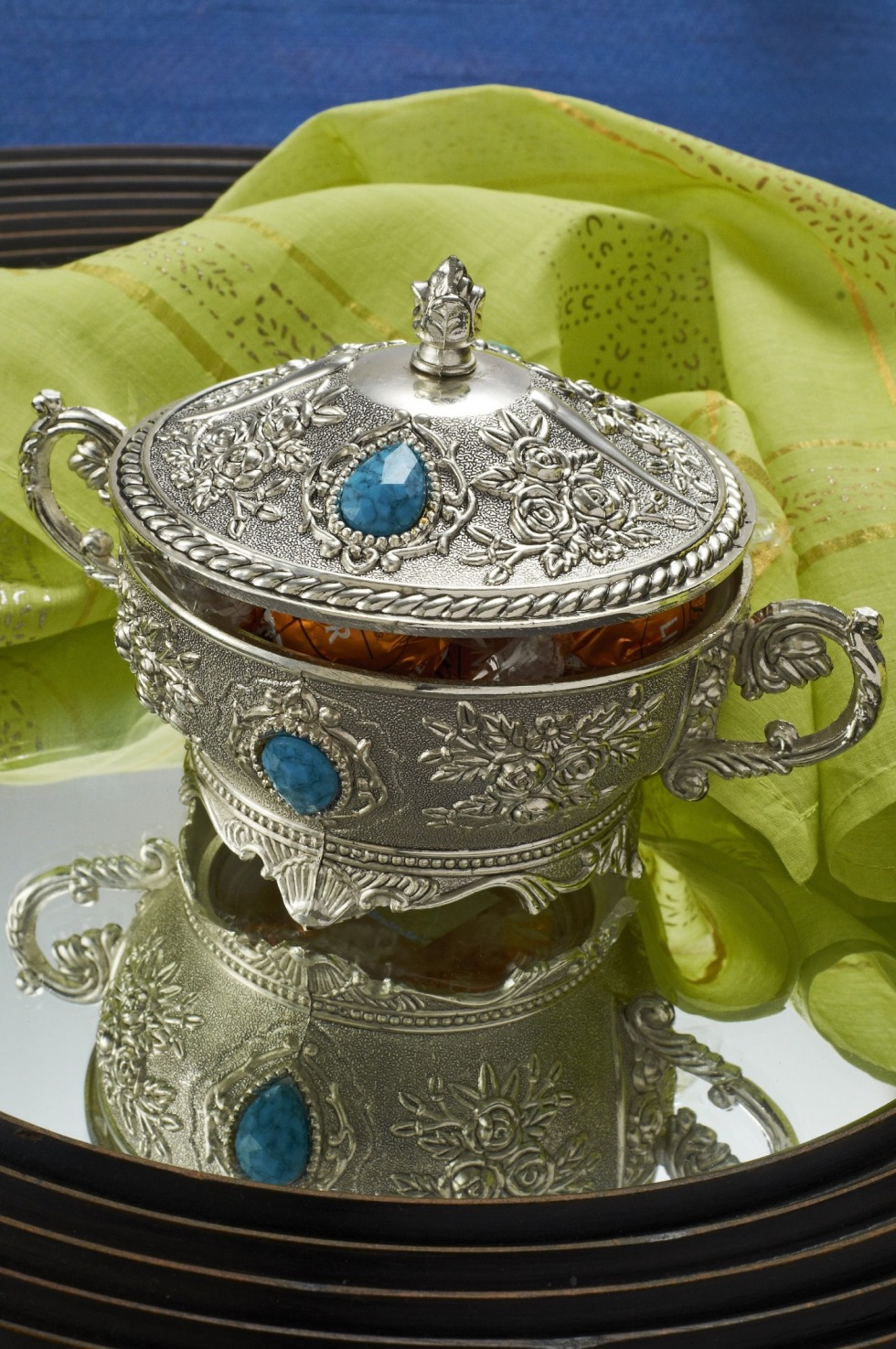 d'mart Exclusif IOTA silver-plated bowl, Rs 2,750