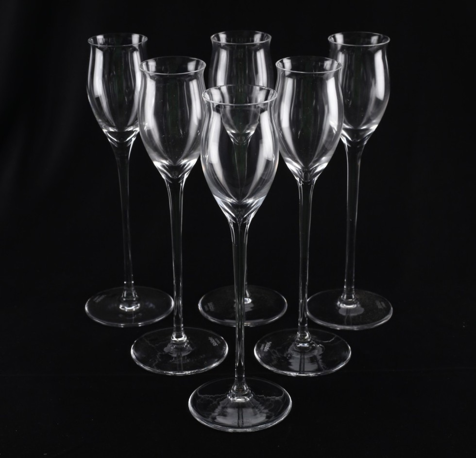 Stoelzle Mouth Blown Edelbrand Wine Glass Set of 6 pieces, Rs 14,599