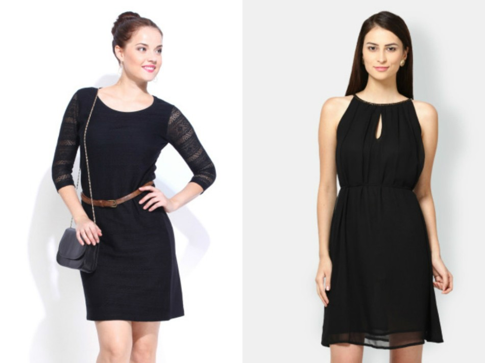 (L-R) DressBerry, Rs 1234, Myntra; and Tops and Tunics, Rs 1299, Myntra