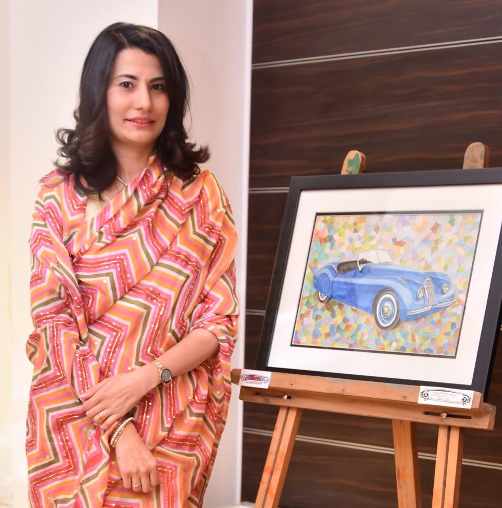 Maharajkumari Vidita Singh Barwani