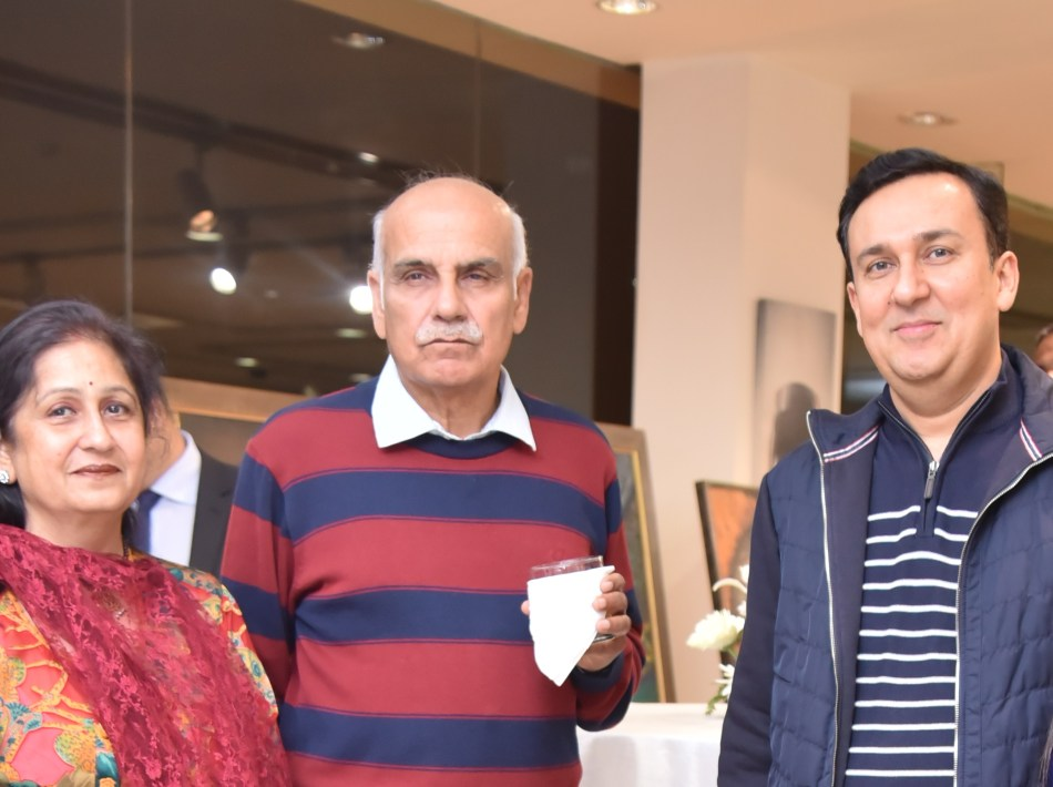 Neeru, Ashok & Nitin