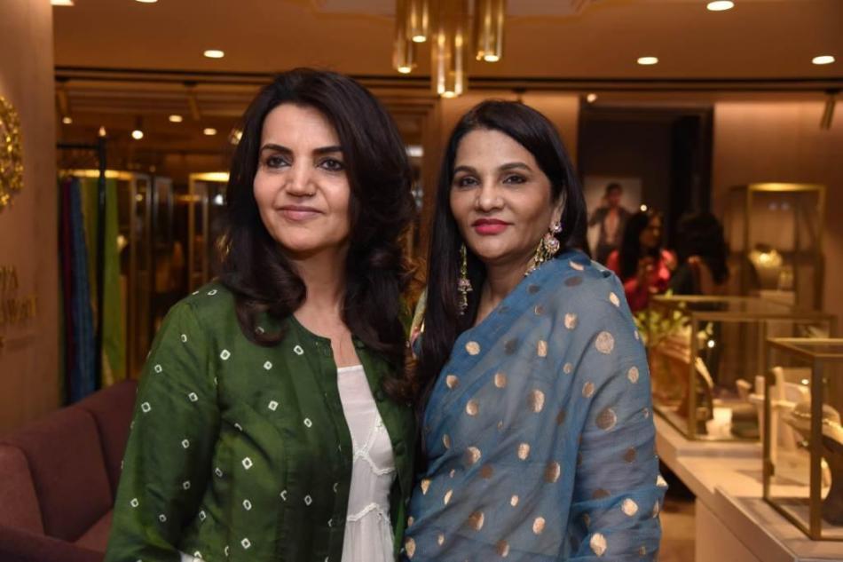 Madhu Verma and Sunita Shekhawt