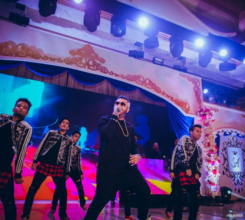 SANA+ADEL ENGAGEMENT - Honey Singh