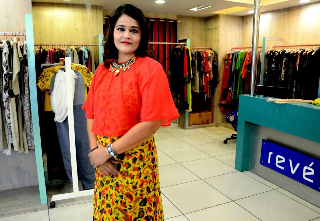 Fashion Entrepreneur Jigna Shah on Loss, Profit and Purpose