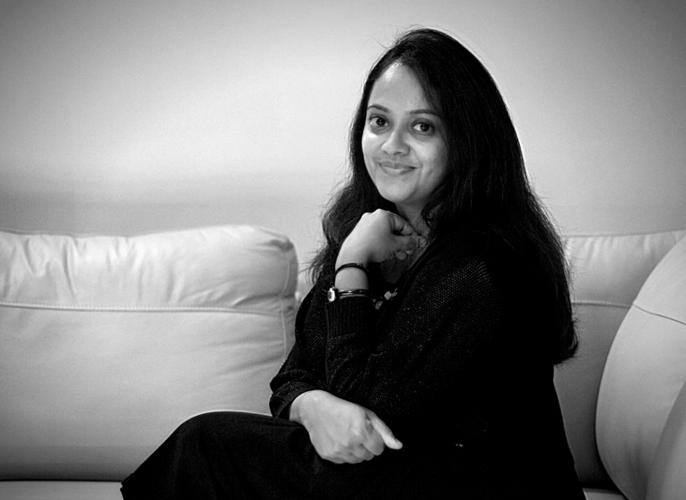 Author of the Month: Anuja Chandramouli