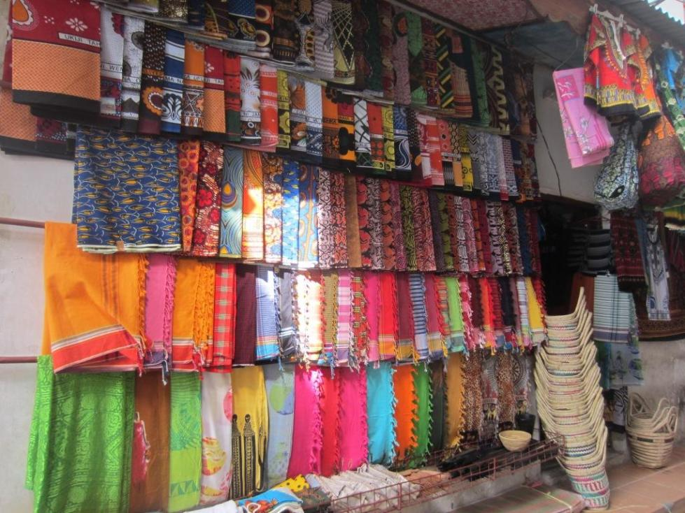clothes in zanzibar