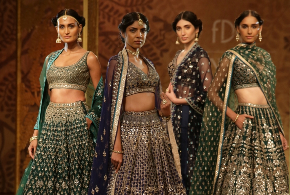 Highlights of India Couture Week 2017: Lehengas, Saris, Surprises
