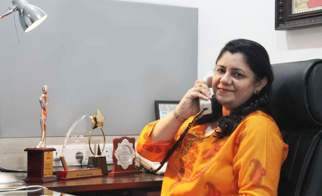 Facility Management Pioneer Ritu Grover on Business, Baby and Meeting the Queen