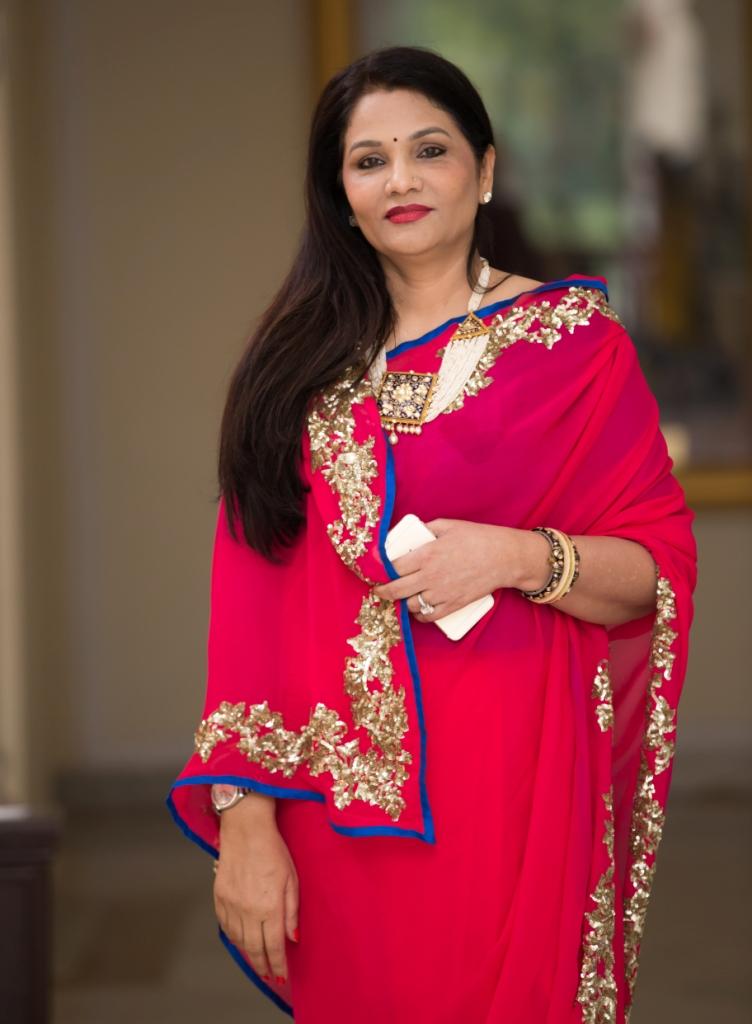 Ms. Sunita Shekhawat (CEO and Designer)