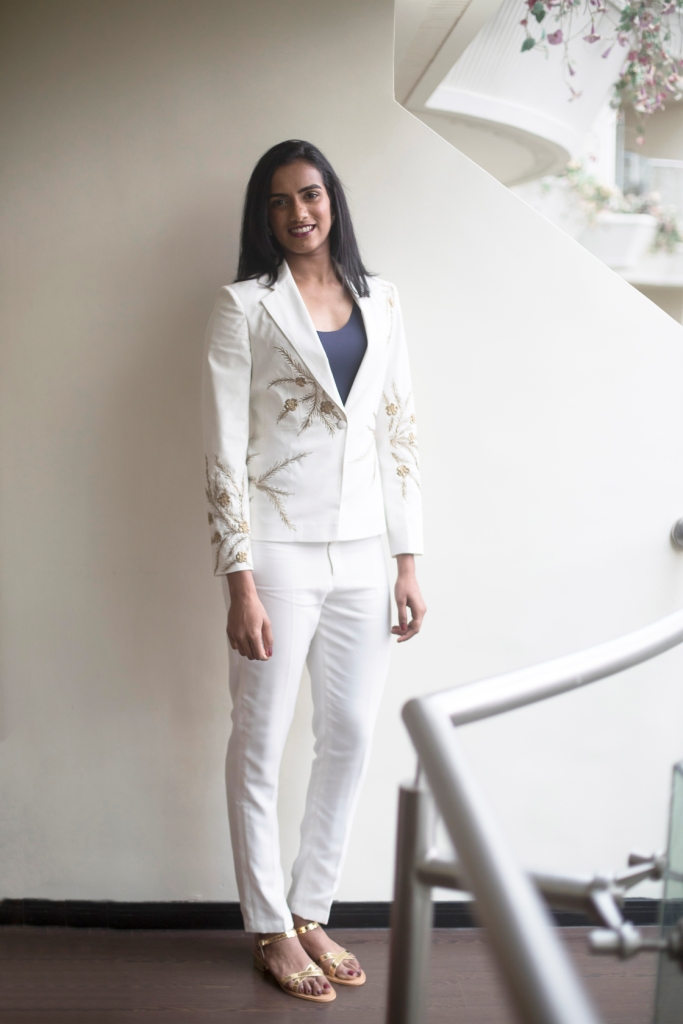 PV Sindhu photo by Pranjal K Jain
