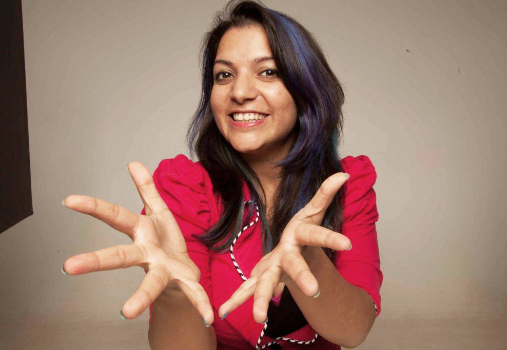 Aditi Mittal and the Awesomeness of Comedy