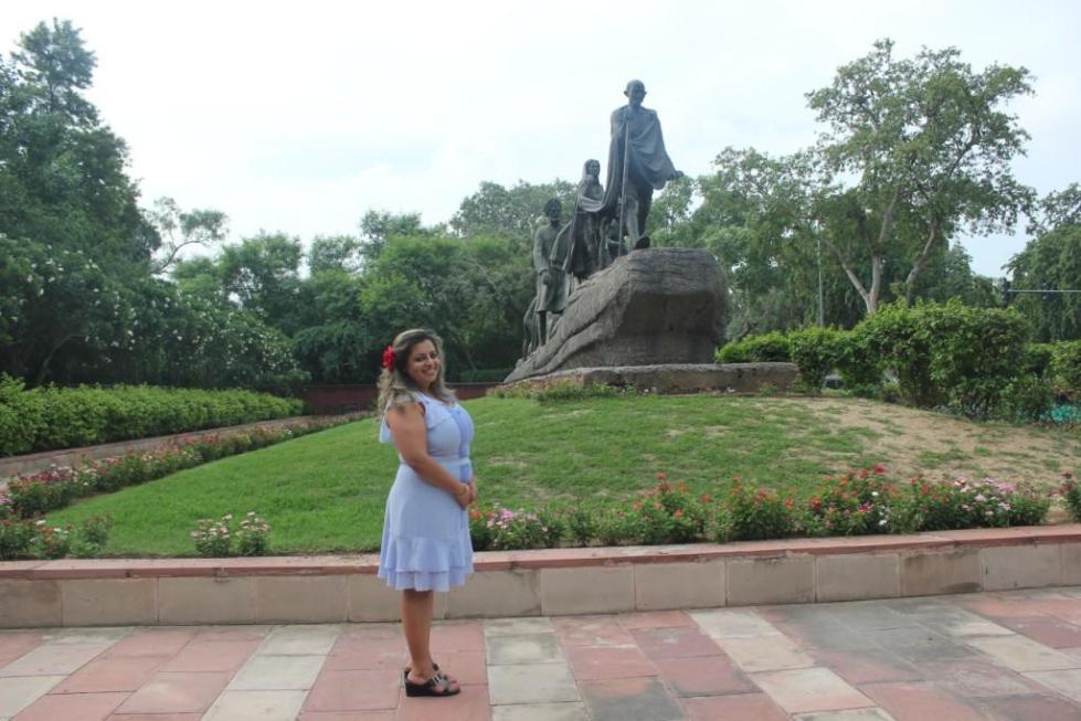 Devina in Delhi.JPG