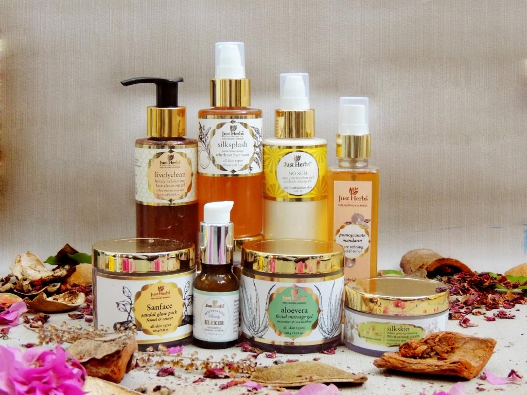 Beauty Review: 7 Natural Skincare Brands from India