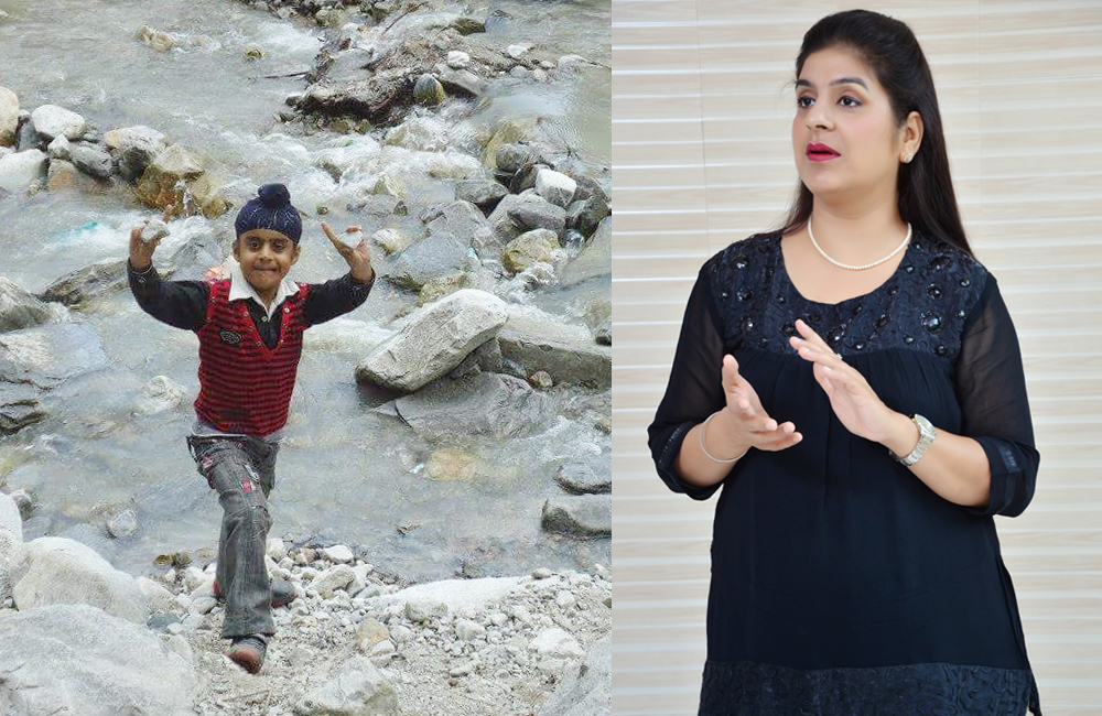 Sanmeet Kaur Lost Her Little Son But Used Her Grief to Fuel Her Life's Mission