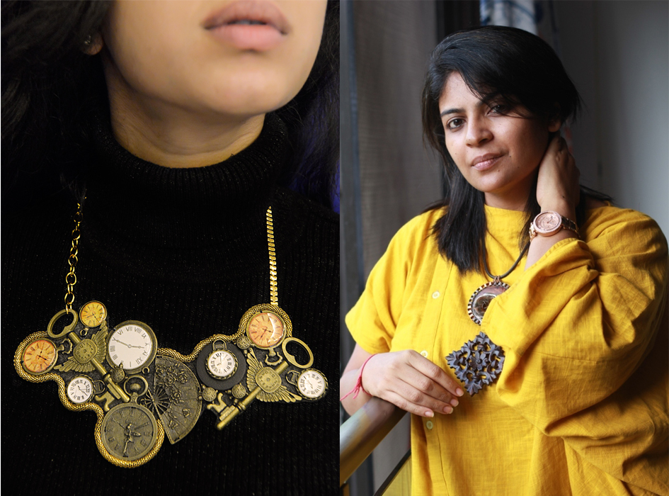 She Launched a Successful Jewellery Label from Home to Prove a Feminist Point!