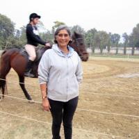 Beeya Isn't Horsing Around – Her Riding Facility Has a Deeper Agenda