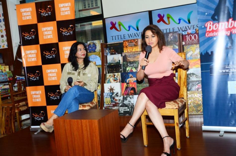 Kiran Manraj and Tisca Chopra