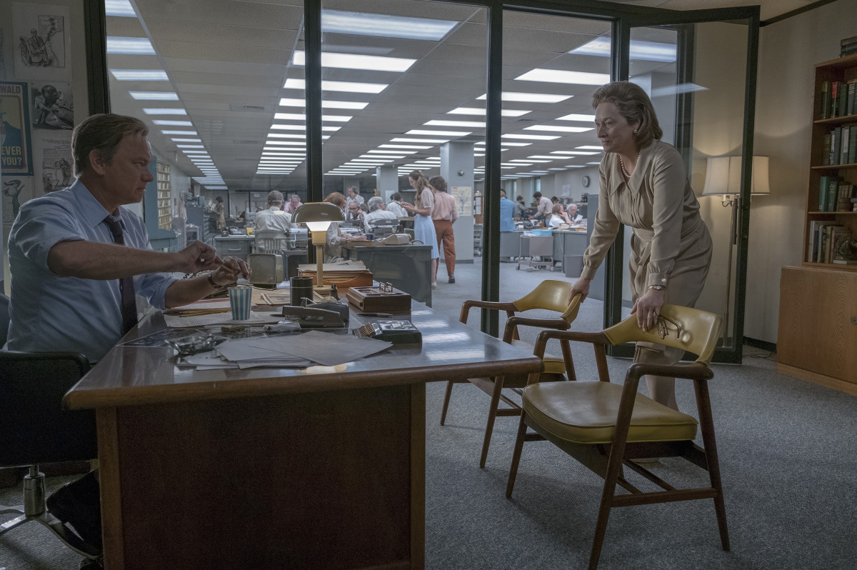 5 Touching #GirlPower Moments in 'The Post' That Kept Me Up at Night