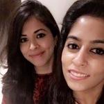 Amrita and Pallavi