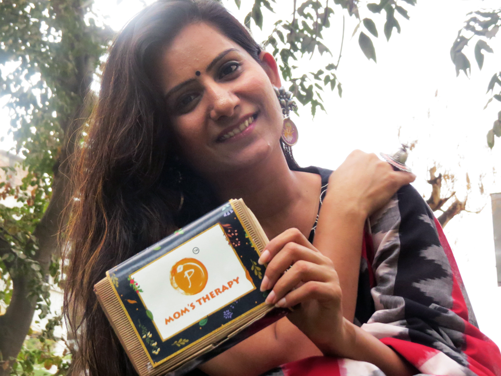 This Former Lawyer Has a Unique Herbal Beauty Startup (and Her Love Story is Totally Filmi!)