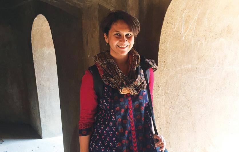 Tejal-Pandey-in-Lucknow