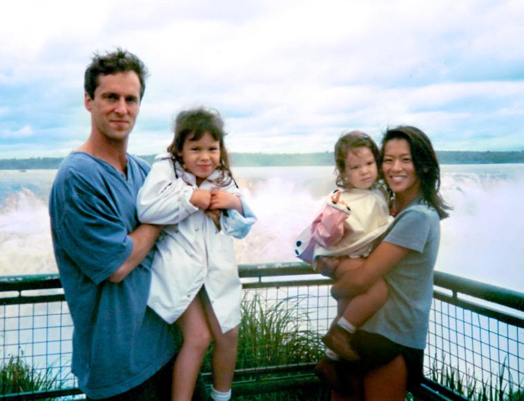 Amy Chua family