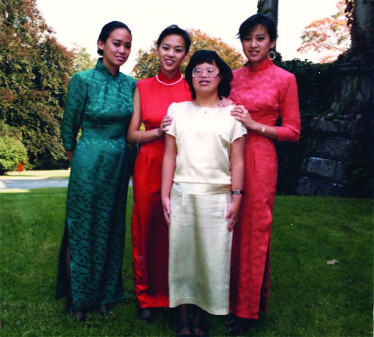 Amy Chua wedding