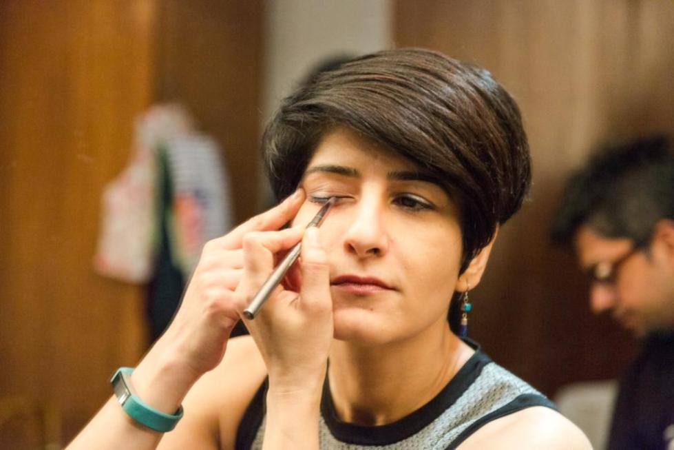 Neeti Palta Make up