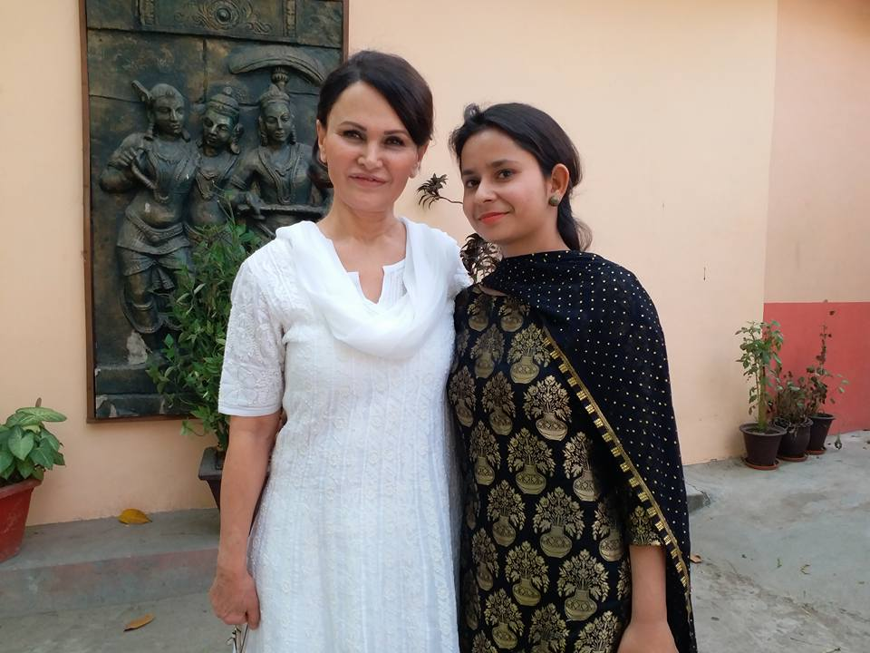 Shahla and Kusum