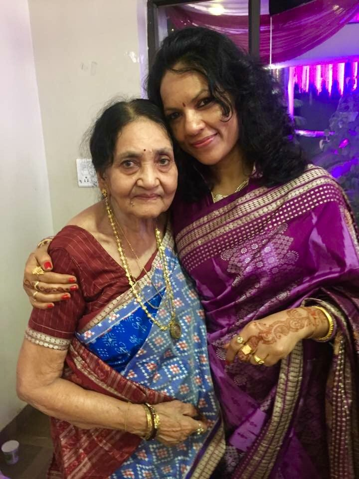 Anita and Jasho