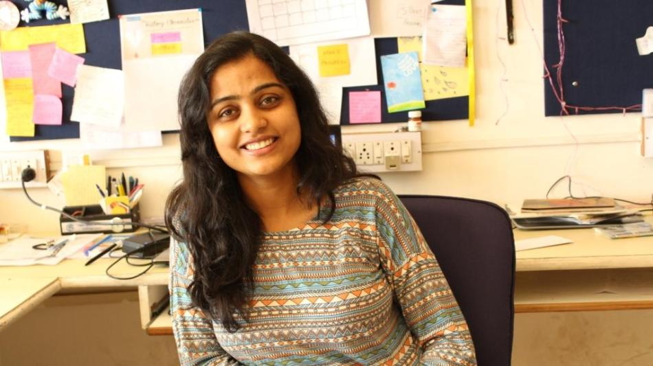 Aditi Gupta in office