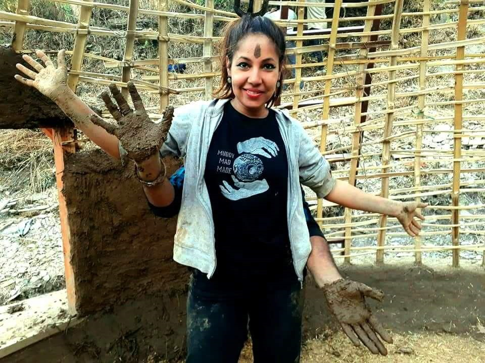 She Teaches You How to Build Cool, Durable Homes with Mud, Bamboo and Love for the Earth!