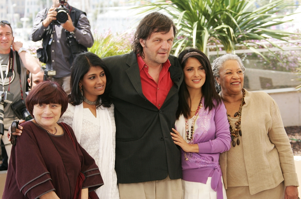 Nandita Das with Jury at Cannes