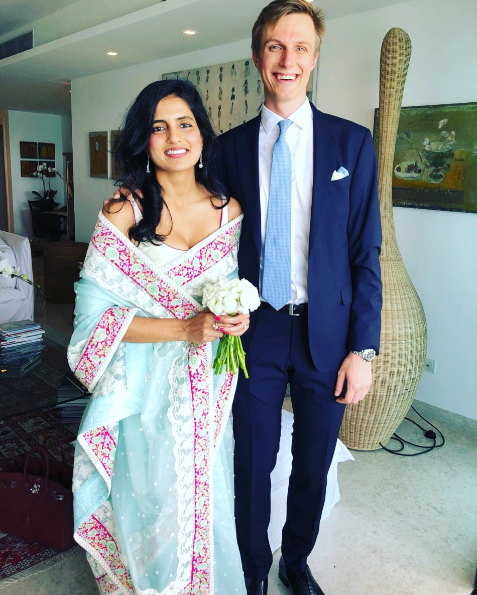 Akanksha with husband.JPG