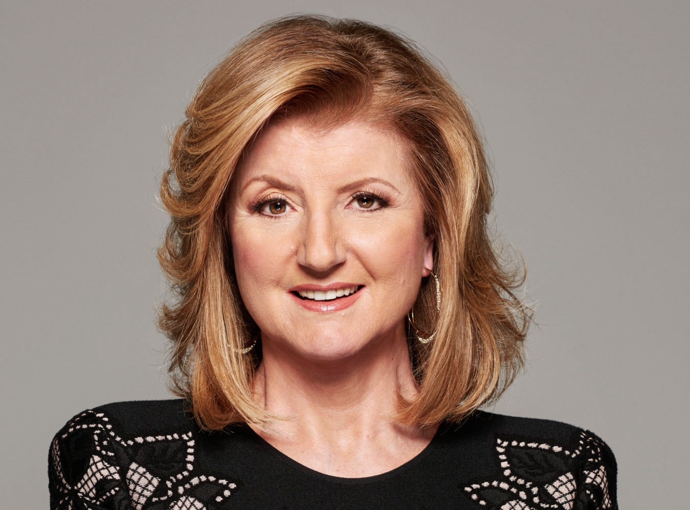 """I Love Waking Up Without an Alarm"":  Arianna Huffington's Morning Routine"