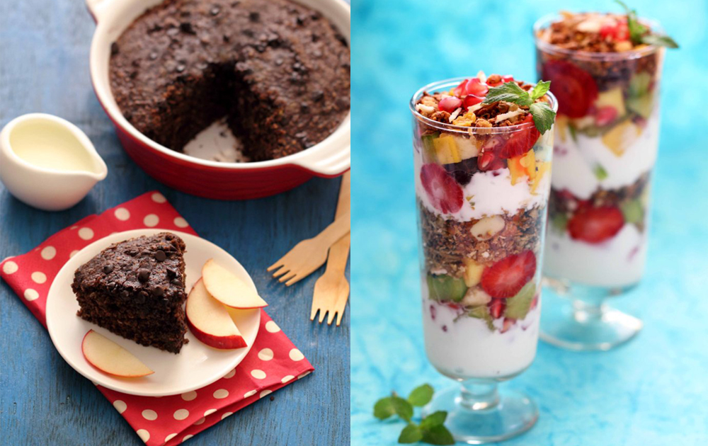 5 Oats-based Recipes for Healthy and Yummy Desserts