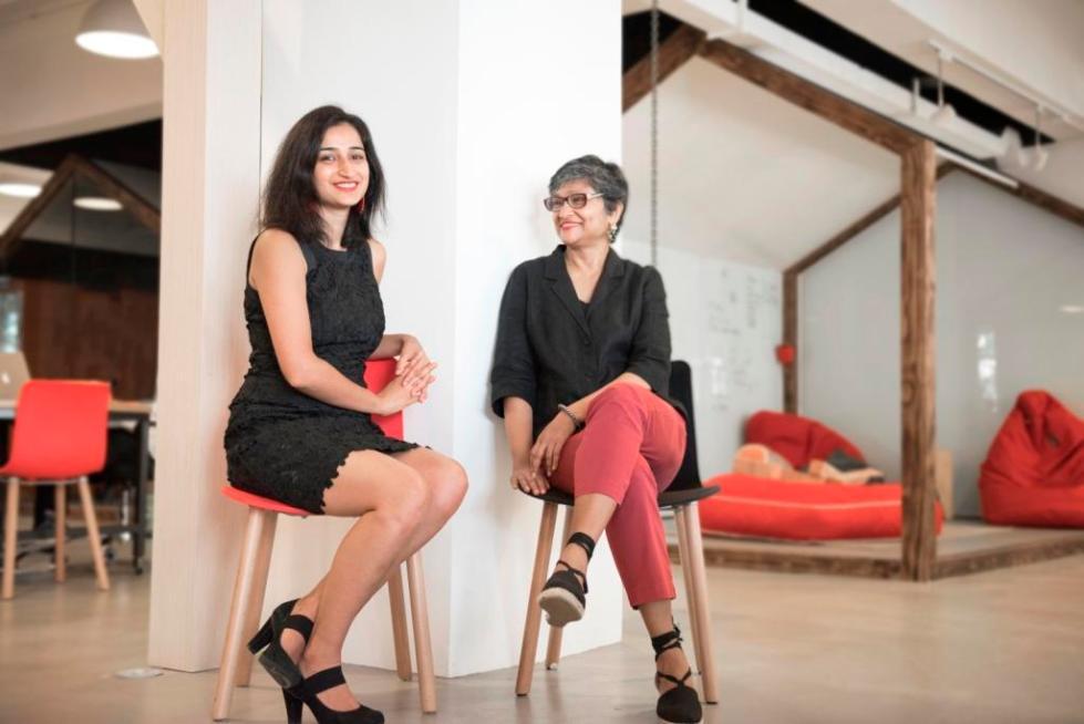 Preeti Kumar and Deepa Kamath