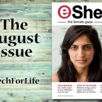 Read the August 2018 Issue of eShe Magazine