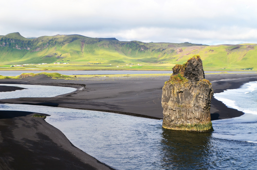 Elf Stones, Entering a Volcano, and Eating 1,000-Year-Old Glacial Ice: A Stunning Iceland Journey