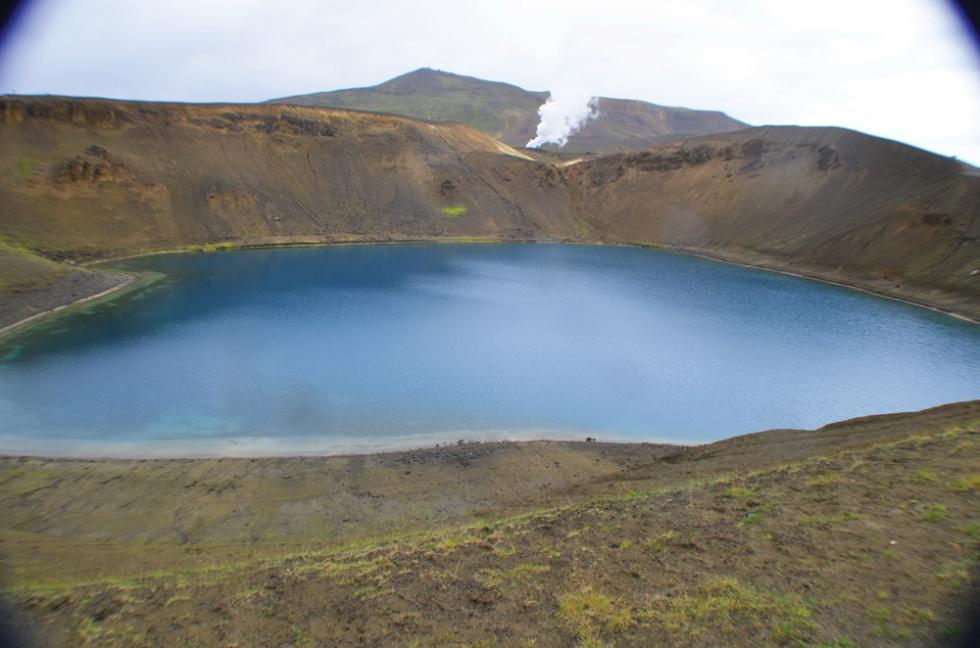 Iceland-caldera