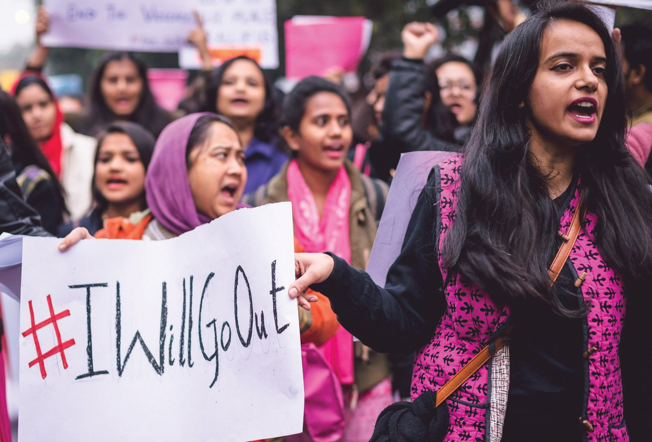 """Dominant Communities Have Controlled the Narrative for Too Long"": Japleen Pasricha on Feminism in India"