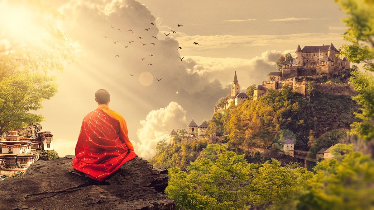 Four Meditation Apps That Uplifted Me and Filled My Home with Sacred Music